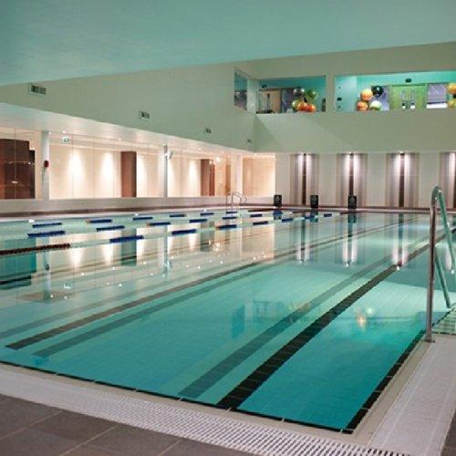Indoor Swimming Pool, David Lloyd Centre, Worthington, Uk